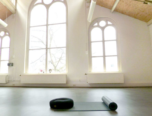 Workshop Ouder-Kind Yoga